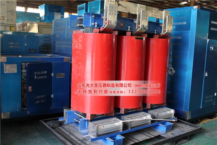 SCBH15-M非晶合金干式配电变压器