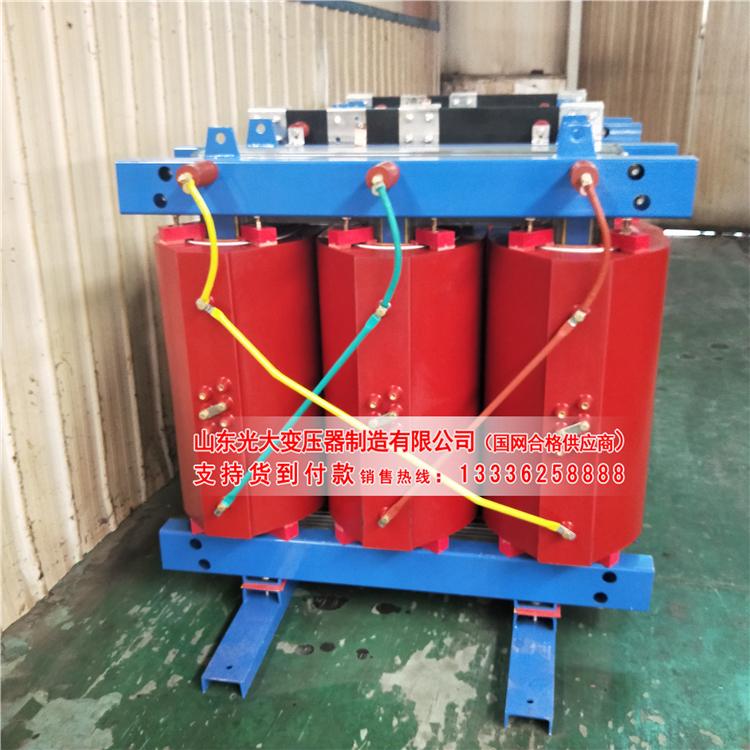 铁门关scb10-1250kva干式变压器