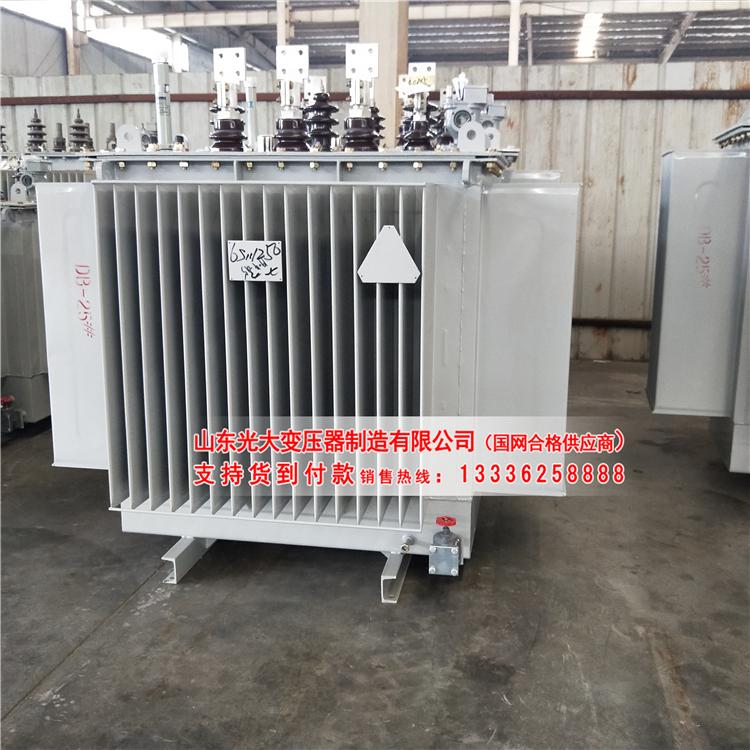 SH15-1000KVA非晶合金变压器