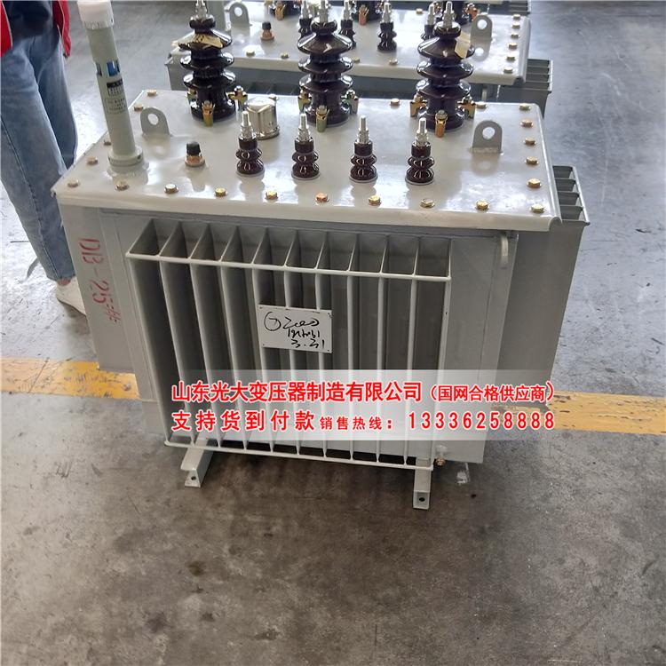 10KV非晶合金变压器