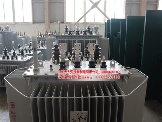 油浸式变压器铁芯材料