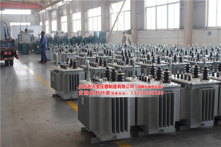 新源S11-250KVA非晶合金变压器