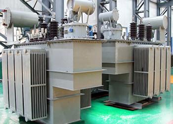 新源4000KVA油浸式电力变压器