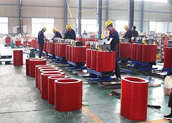 SCBH15-100KVA非晶合金干式变压器