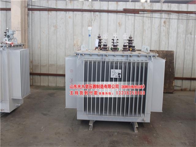 油浸式变压器的允许温度