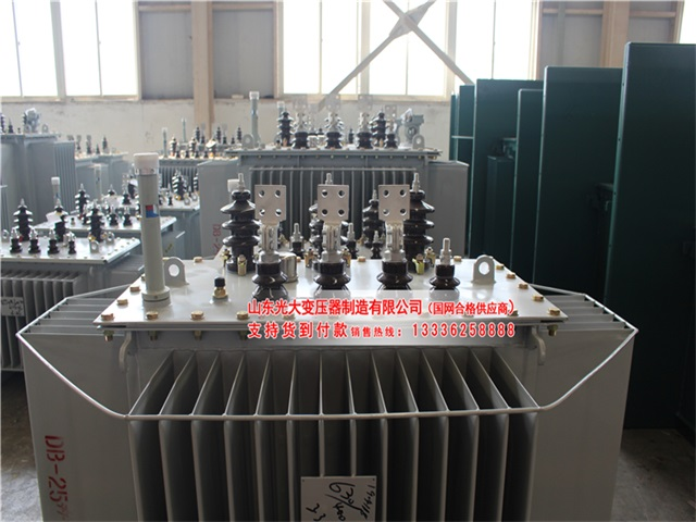 S13油浸式变压器