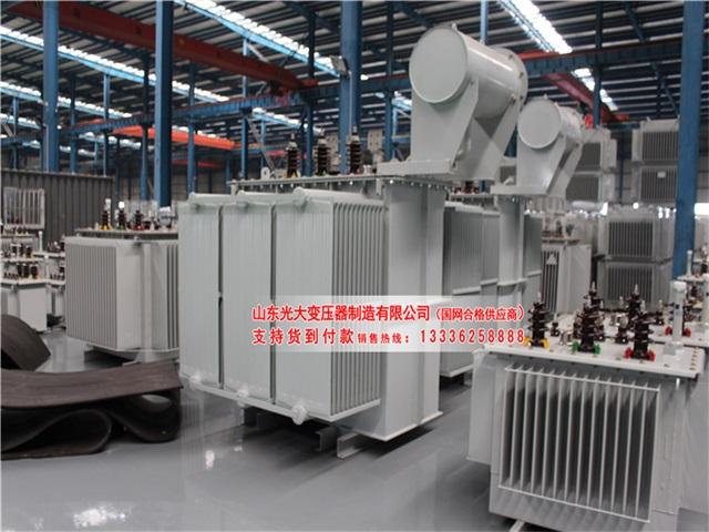 吴忠S11-2500KVA/35K