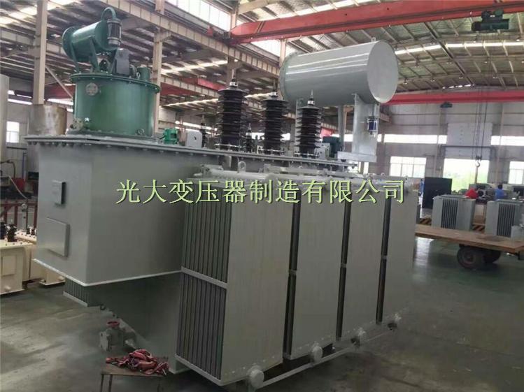 吴忠S11-4000kva变压器
