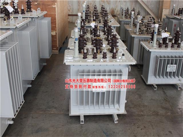 黄陵S11-500KVA/35KV/10KV/0.4KV油浸式变压器