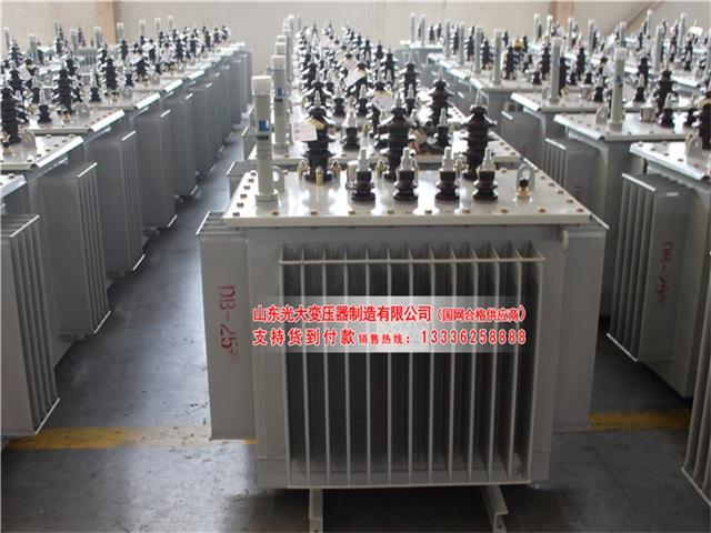 黄陵S11-500KVA油浸式变压器