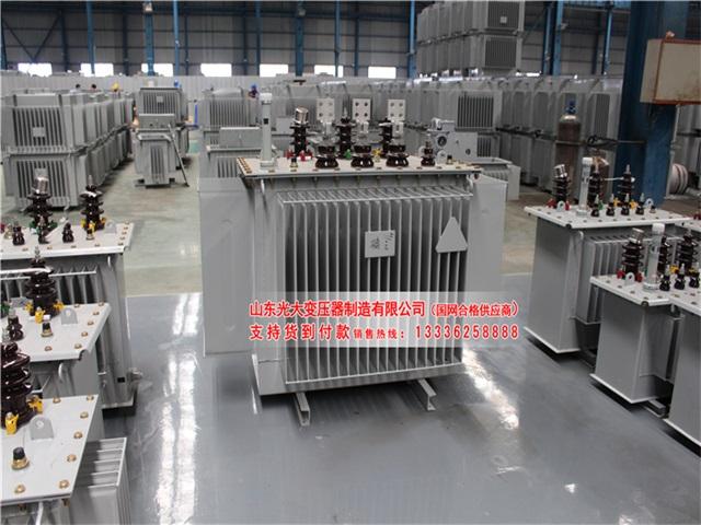 黄陵S11-630KVA油浸式变压器