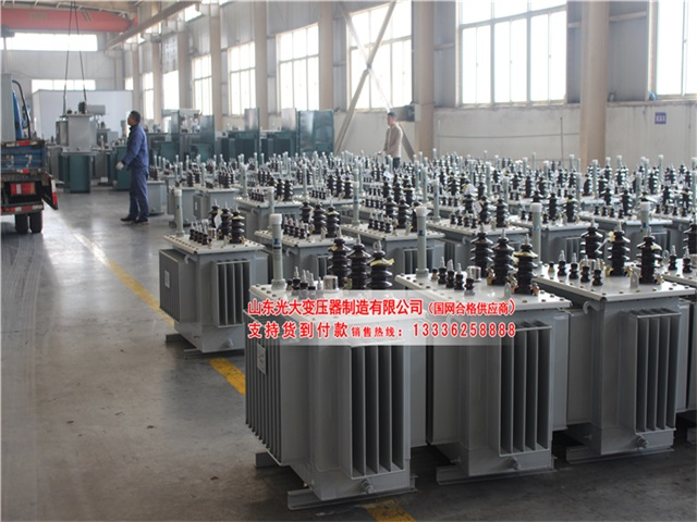 S13-500KVA油浸式變壓器