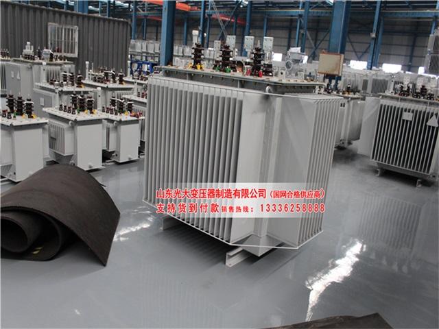 吴忠S13-500KVA油浸式变压