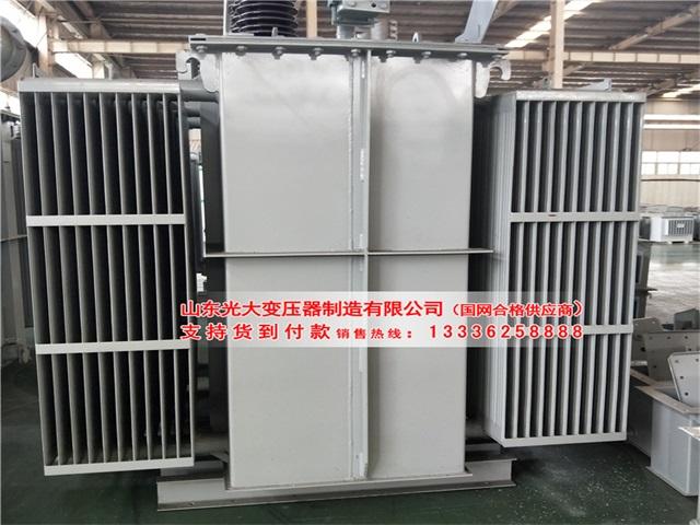 巴林左S11-6300KVA油浸式变压器