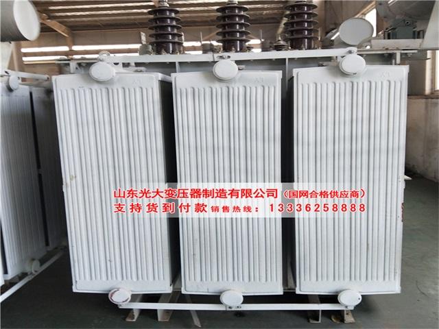 巴林左S11-8000KVA油浸式变压器