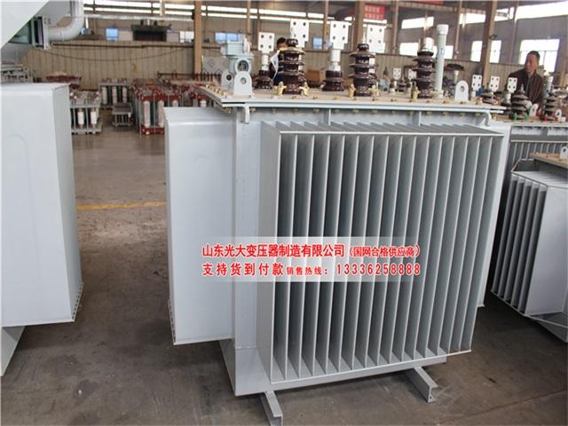KSG11礦用變壓器