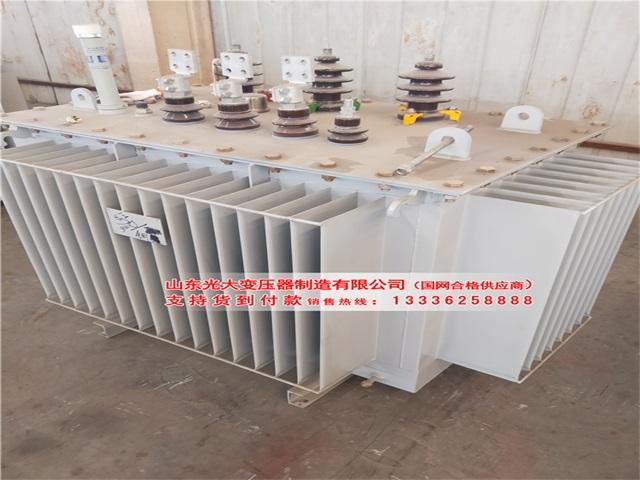 巴林左S13-800KVA油浸式变压器