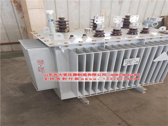 巴林左 KSG11矿用变压器
