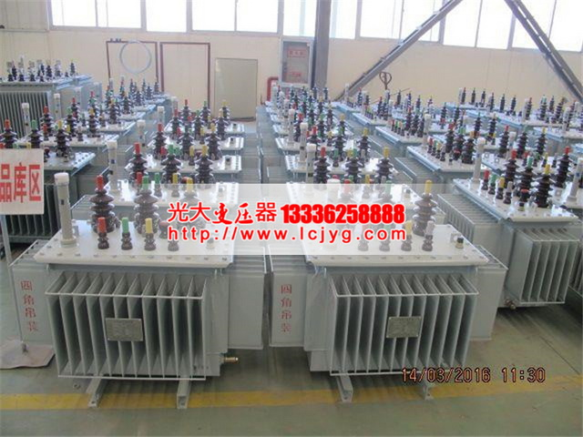 5000KVA干式變壓器