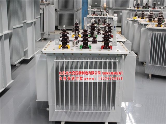 25000KVA油浸式變壓器
